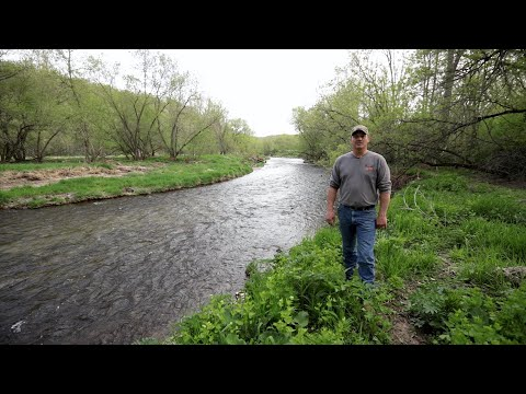 Beautiful Rush River Valley Getaway (Pierce County, WI 80 Acres For Sale)