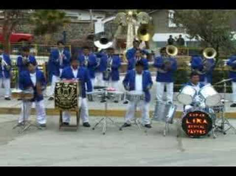 LIRA MUSICAL YAUYOS