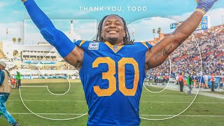 The Story of Todd Gurley. Thank You #30