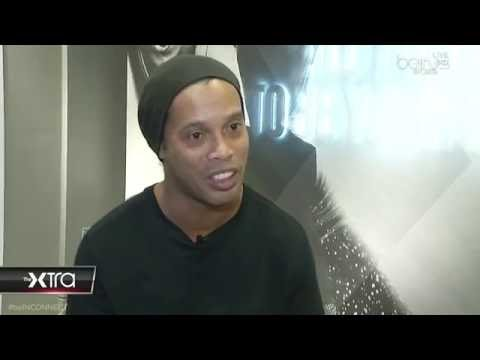 Ronaldinho Exclusive Interview - 'Messi Is The Best Of His Generation'