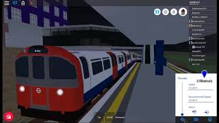 Roblox-mind the gap deep level Key north to Ostbank (to Ostbank)