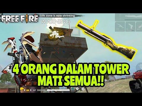 M-79 EMANG SENJATA JAH4NNAM!! - FREE FIRE BATTLEGROUND