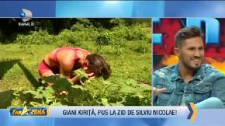 FanArena(22.11.)-Ingenuncheata si cu lacrimi in ochi! Regreta Madalina Predoi ca a venit la Exatlon?