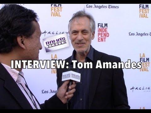 My LAFF2017 Red Carpet  with Tom Amandes  'THE BACHELORS'