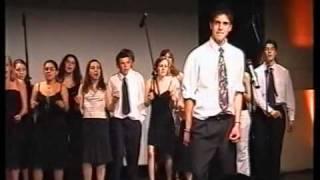 BIS: Make Me Lose Control - Jeremy - VOX A Capella Concert 2004