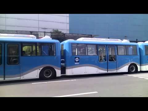 DOST Hybrid Electric Road Train