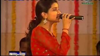 Aattinkarayorath- Manjari on stage Mp3