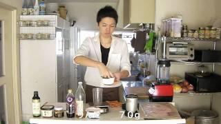【菜食レシピ】りんごと人参のドレッシング