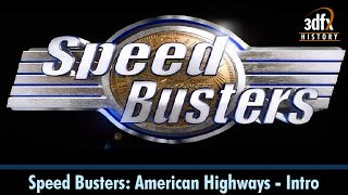 Speed Busters: American Highways - Intro (Upscaled to HD)