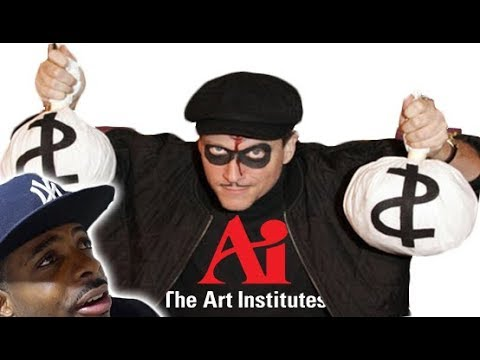 How The Art Institute Of Atlanta Robbed Us Blind ( The Truth)