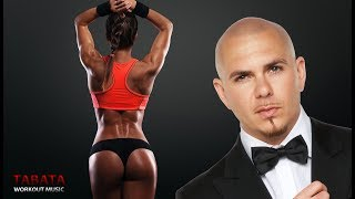 HIIT Workout Music (60/20) - Pitbull - TWM #6