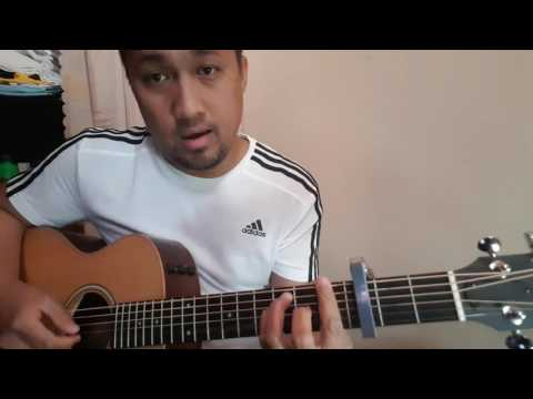 Nobody Like You - Planetshakers Acoustic Guitar Tutorial