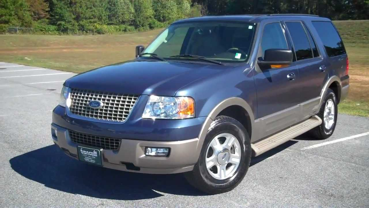 2004 ford expedition eddie bauer 4x2 at troncalli chrysler jeep dodge in cumming ga