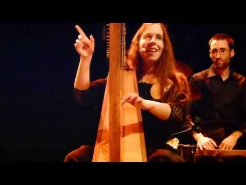 "Cécile Corbel""La Chanson d'Arrietty & Goodbye my Friend ""Paris 2013 part18/19"