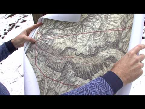 Yosemite Nature Notes - 6 - Maps