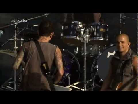 Trivium - Throes of Perdition - Live @ Wacken Open Air 2011 *better audio quality*
