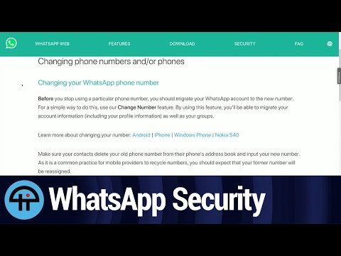 WhatsApp User Gets Old User's Messages