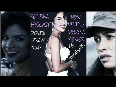 Walking Dead Actress Christian Serratos Cast To Play Selena
