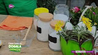 Doğala Dönüş - Doğal Malzemelerle Tuvalet ve Banyo Temizliği - 23 01 2019