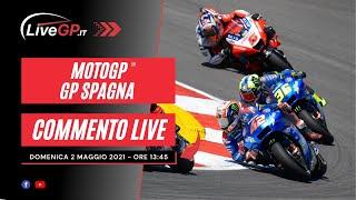 Motogp | gp spagna 2021 - commento live gara