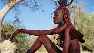 народ химба где живут самые красивые девушки в африке