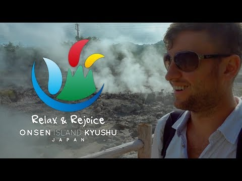 ONSEN ISLAND KYUSHU JAPAN - KYUSHU THE ISLAND OF VOLCANOES AND HOT SPRINGS