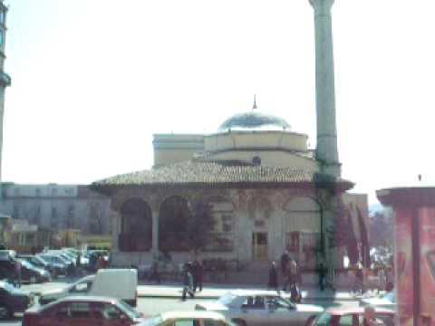 Dhuhr Adhan, Tirana-Albania, March 16, 2009, Et'hem Beu Mosque