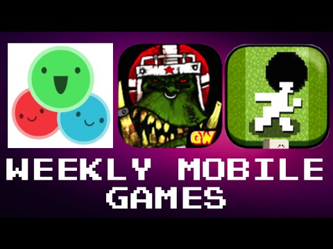 Afro Runner, Poly Path... | Weekly Mobile Games Ep. 27 | iOS, Android