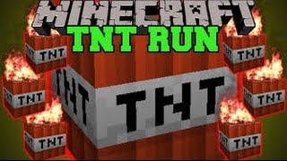 TNT RUN #1 | Опасная гонка