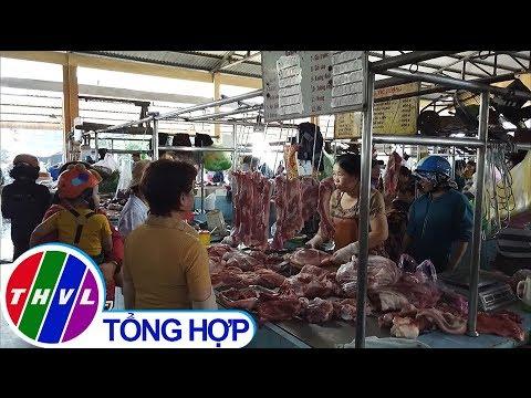 THVL | Giá thịt heo tại TP.HCM vẫn trên đà tăng
