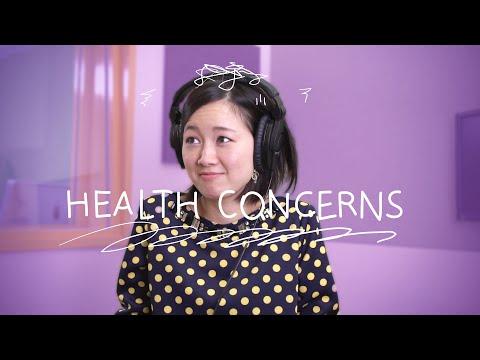 Japanese Words - Health Concerns (Việt Sub)