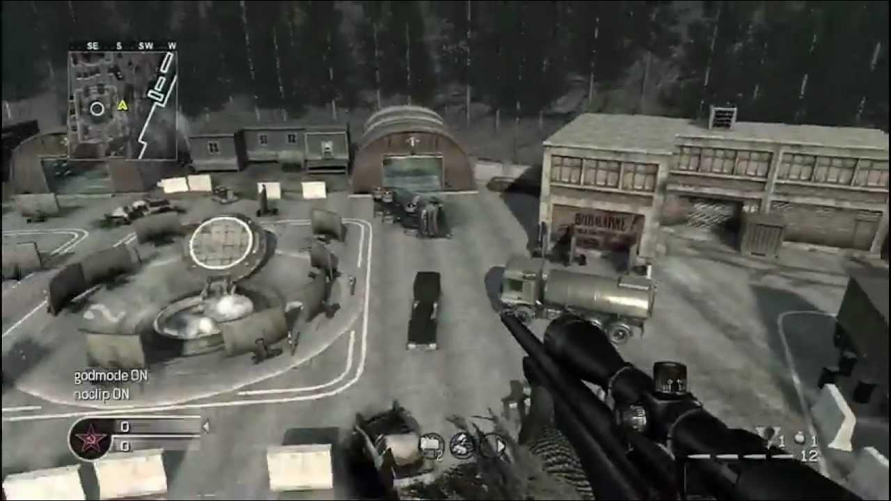 MW3 Wii Mod Menu by xLameHDx