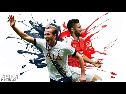Arsenal V Tottenham Hotspur | EPL | Emirates Stadium | PES 2018