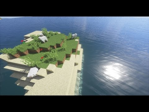 Minecraft REALISTIC Survival - Endless Ocean - Hardcore Mode (#11)