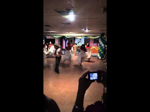 Baile graduación Julio Ressy 2013
