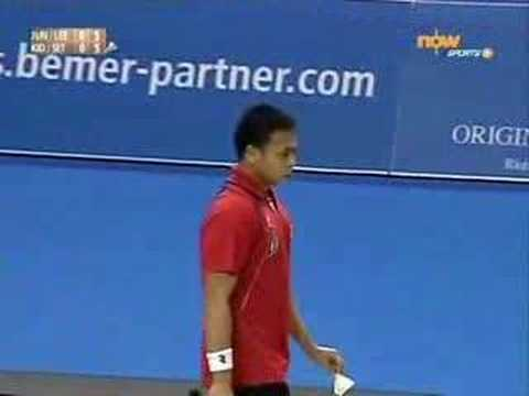 2008 Swiss Open - MDF - Jung / Lee vs Kido / Setiawan - 1/5