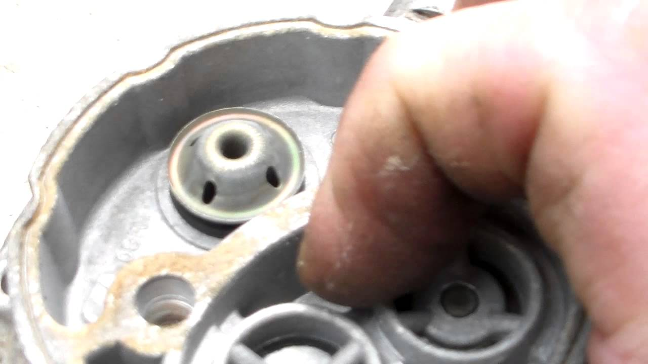 Carter Fuel Pump Repair Youtube Filters