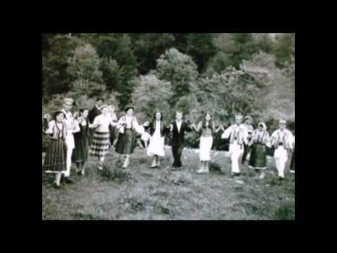Brâul voinicilor / Lads' sprightly dance