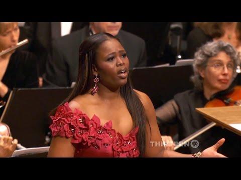 Pretty Yende - Qui la voce - Richard Tucker Gala 2014