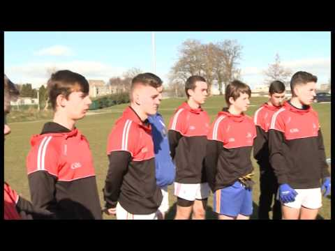 Billy Sheehan Part1 Fitness with the football
