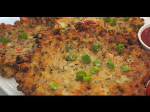 Paano magluto Tortang Munggo recipe Pinoy Mung Bean Omelette Filipino Tagalog