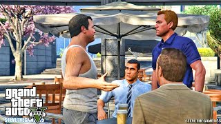 GRAND THEFT AUTO 5 PC - STORY MODE - GAMEPLAY 6 - Until LSPDFR