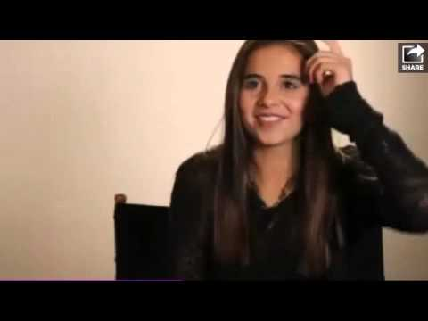 Carly Rose Sonenclar Talks About Her Journey on The XFactor