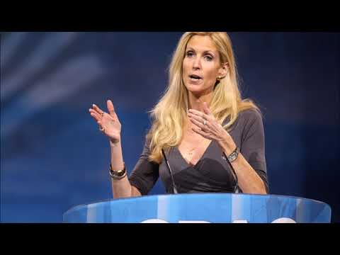 Ann Coulter Slams Trump for Failure to Fund Border Wall