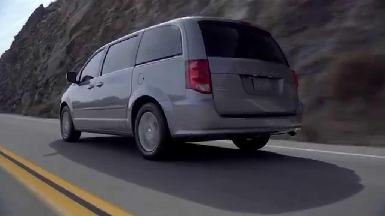 2016 Dodge Grand Caravan Overview Youtube