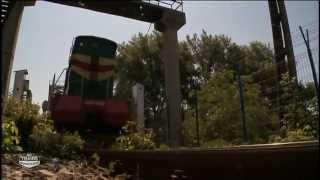 Des trains pas comme les autres  Roumanie