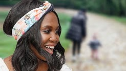 Motsi Mabuse - So niedlich! Ihre Tochter macht ihre ersten Schritte