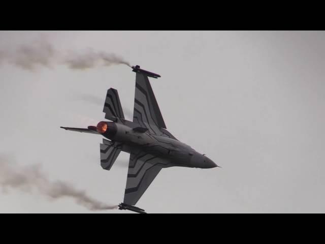 Jet Power Openluchtmachtdagen 2016
