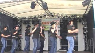 Jukebox Junkies Line Dance - Picnic Polka