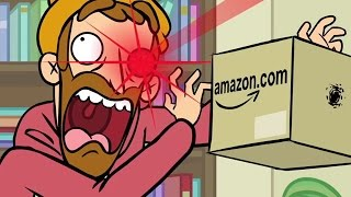 Amazon Drones are equipped with eye-scorching lasers and predictive delivery thumbnail